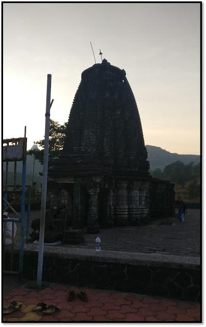 Bhandardara, Amruteshwar mandir