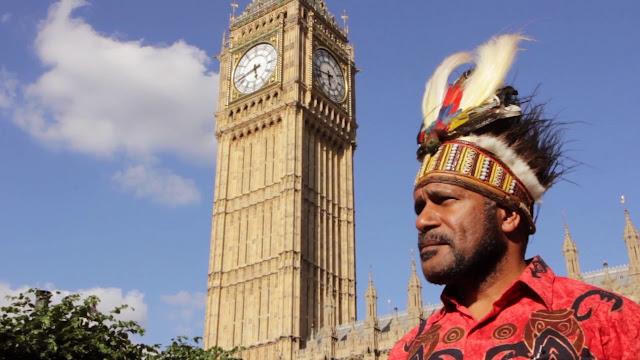 Benny Wenda Deklarasi Papua Barat, Kemenlu Layangkan Protes ke Dubes Inggris