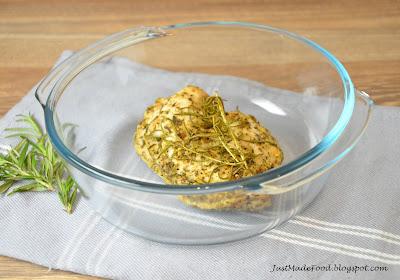 ziołowe filety