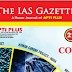The IAS Gazette March 2020 Monthly Magazine PDF Download in English