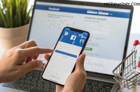 facebook desktop version on android & iOS