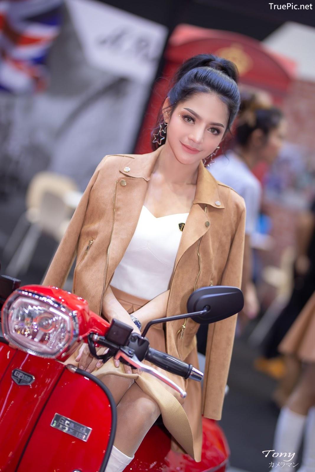 Thailand Hot Model - Thai Racing Girl At Motor Show 2019