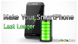 Make Your SmartPhone Battery Last Longer