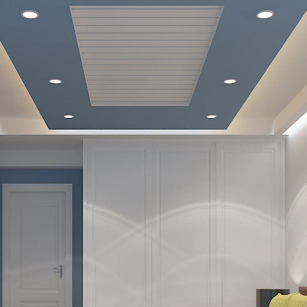 Contoh Gambar Plafon Pvc  kumpulan contoh motif desain plafon pvc ruang tamu desain