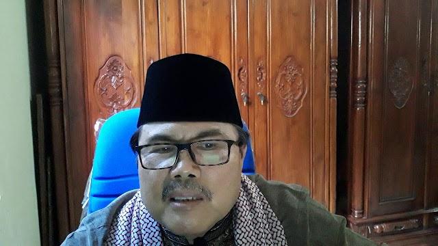 Dipecat dari Jabatan Warek UIN Jakarta, Masri Mansoer: Saya Akan Tempuh Jalur Hukum