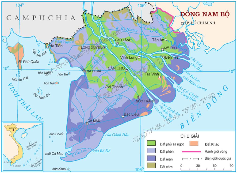TẠI SAO  vấn đề thủy lợi là vấn đề quan trọng hàng đầu ở Đồng Bằng Sông Cửu Long?