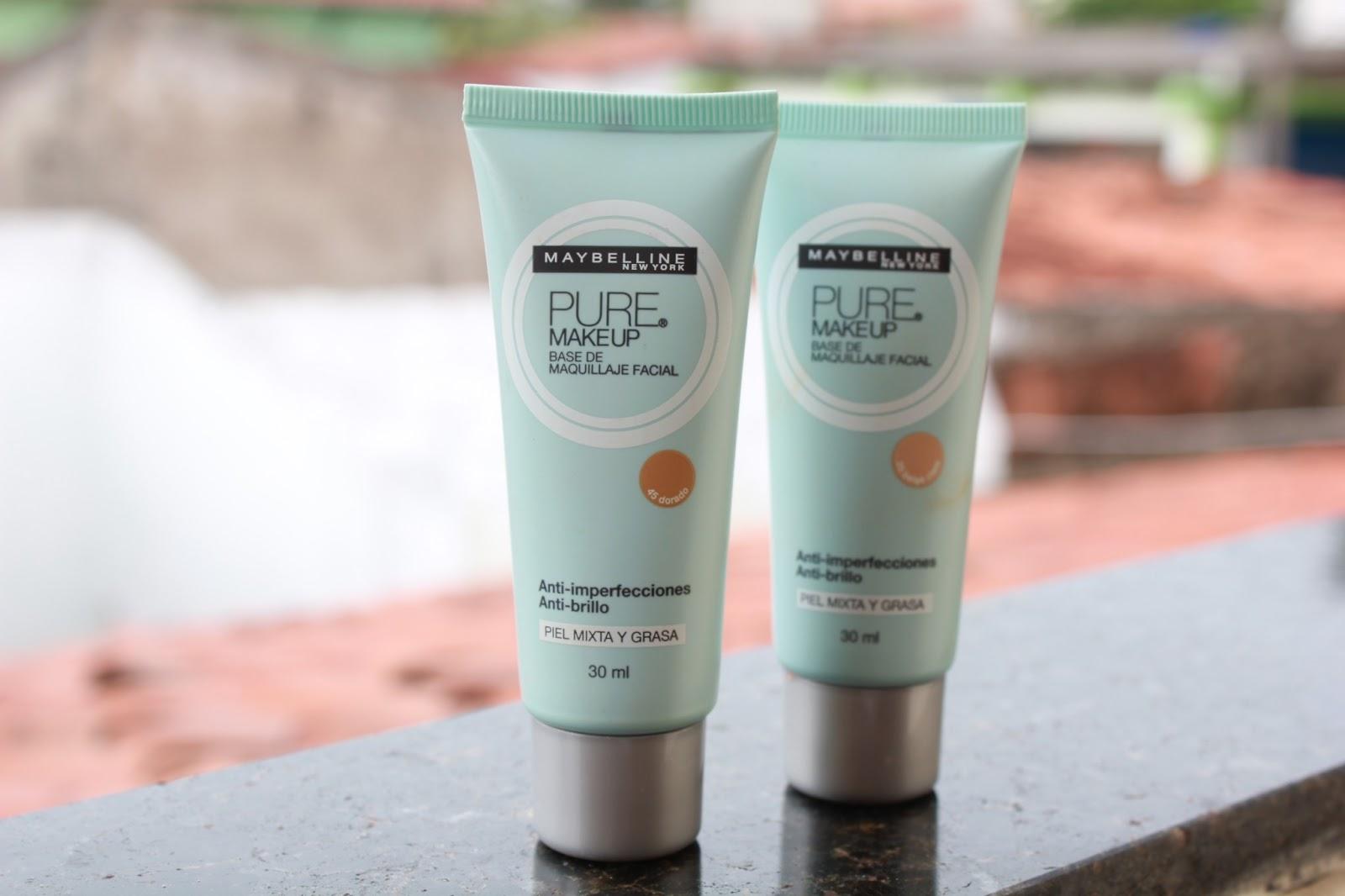 eca8e1c5517 A base foi desenvolvida especialmente para peles mistas e oleosas (eu!!!)