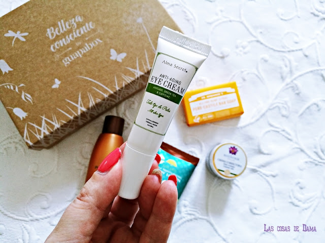 Alma Secret Guapabox Junio Belleza Consciente beauty beautybox cosmética natural