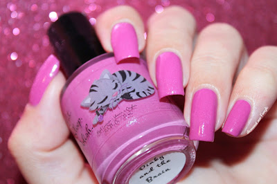 "Swatch of ""Pinky And The Brain"" by Eat.Sleep.Polish."