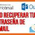¿Cómo puede recuperar la contraseña de Hotmail sin un número de teléfono?