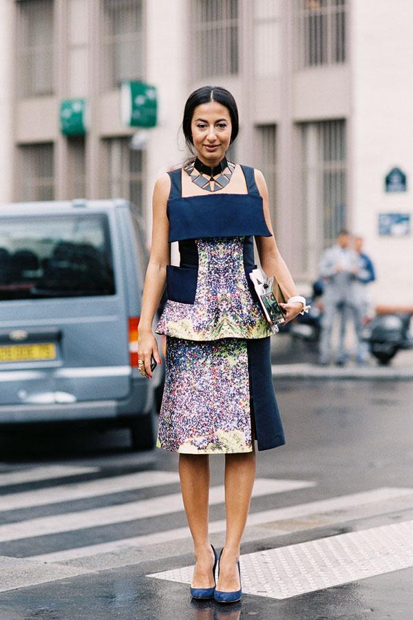 Vanessa Jackman: Paris Couture Fashion Week AW 2013.Elena