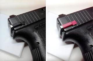 Glock trigger trainer (glok-E-trainer)