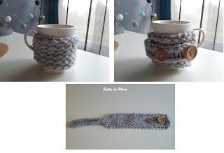 cache mug tricotin
