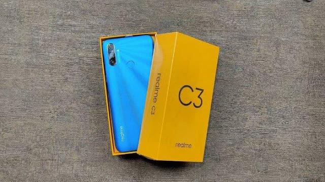 Spesifikasi  dan Harga Realme C3, Ponsel Keluaran Terbaru Di IndonesiaSpesifikasi  dan Harga Realme C3, Ponsel Keluaran Terbaru Di Indonesia