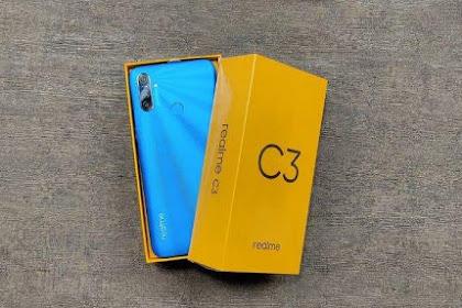 Spesifikasi  dan Harga Realme C3, Ponsel Keluaran Terbaru Di Indonesia