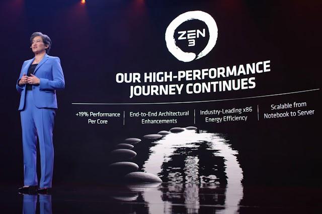 Identifying 3 hidden Zen 2 architecture chips in Ryzen Mobile 5000