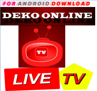 Download Android Free DekoIPTV Television Apk -Watch Free Live Cable Tv Channel-Android Update LiveTV Apk  Android APK Premium Cable Tv,Sports Channel,Movies Channel On Android
