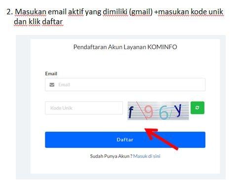 Email dinas pribadi  bagi PNS adalah email  resmi pemerintah yang diberlakukan  sejak 1 Januari 2014 lalu dengan menggunakan domain @pnsmail.go.id  yang diatur dalam Perpres Nomor 81 Tahun 2010