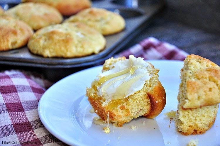 America S Test Kitchen Savory Corn Muffins