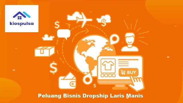 Peluang Bisnis Dropship Laris Manis