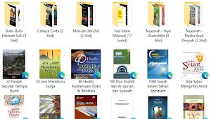 Download Kumpulan Buku PDF Tasawuf, Akhlak dan Ibadah