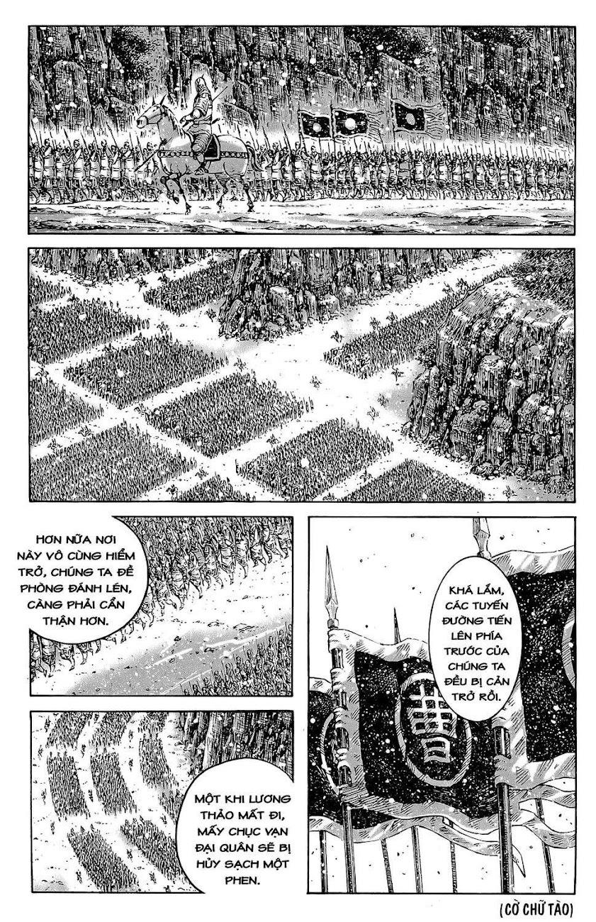 Hỏa phụng liêu nguyên Chương 382: Tào Tháo nam hạ [Remake] trang 9