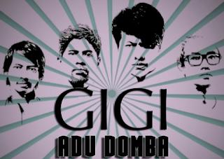 Gigi Band Adu Domba