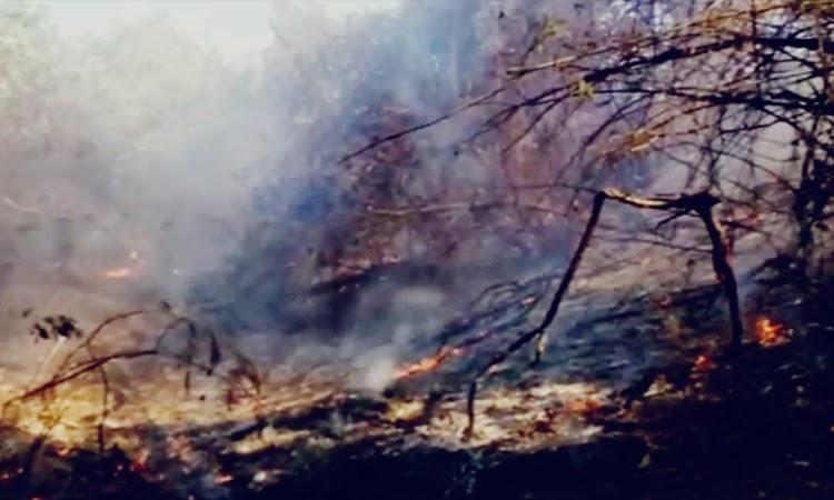 Incêndio atinge rede de fibra óptica e deixa várias cidades da Chapada sem internet