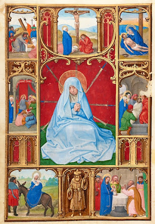 Our Lady of Sorrows, The Seven Sorrows of the Virgin Mary