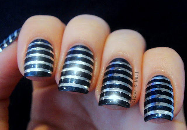 Globe Amp Nail August 2012