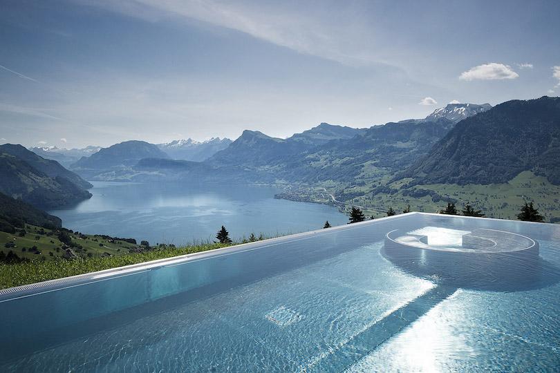 افضل الفنادق في سويسرا