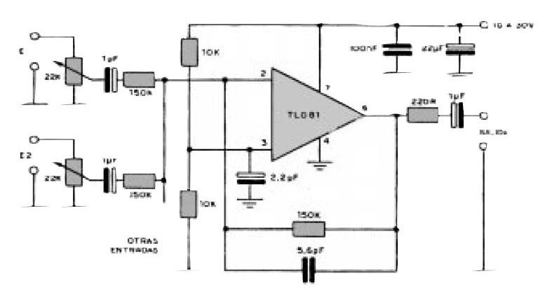 Circuito Xr2206 Function Generator Using Xr Circuit Pcb