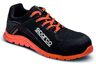 scarpa antinfortunistica-sparco