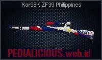 Kar98K ZF39 Philippines