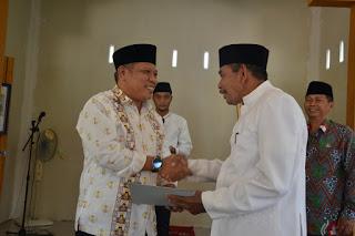 Jumat Perdana di Masjid Nurul Hidayah