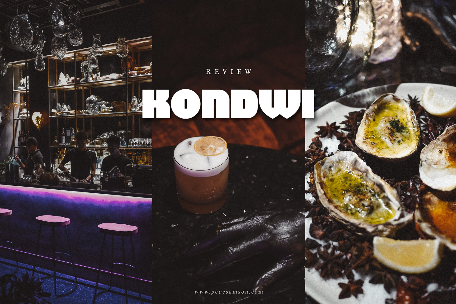 All Roads Lead to Kondwi: The Bar You Never Thought You'd Want in Poblacion