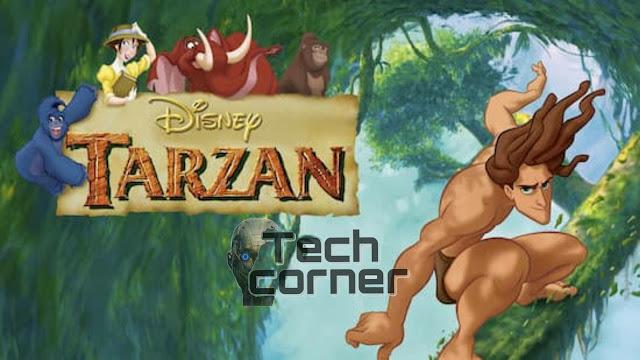 تحميل لعبه طرازان Tarazan للكمبيوتر