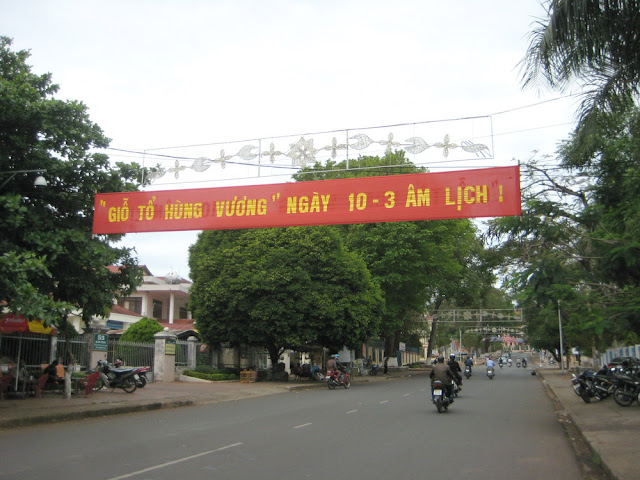 Kỷ niệm giỗ tổ Hùng Vương.