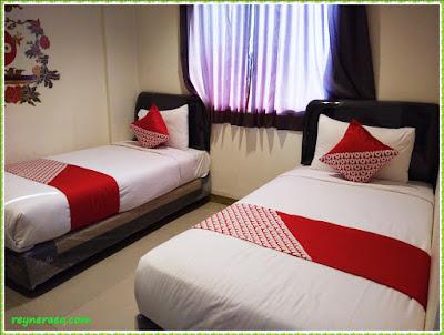 uno hotel surabaya kamar