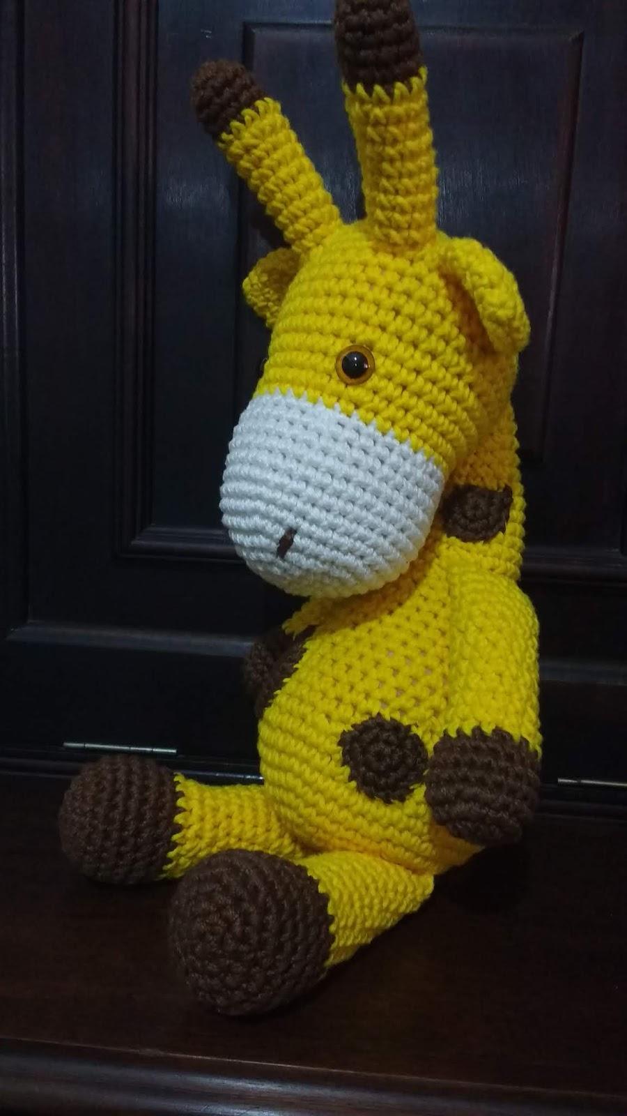 Amigurumi Girafa Gigi Big   Bichinhos de croche, Amigurumi de ...   1600x900