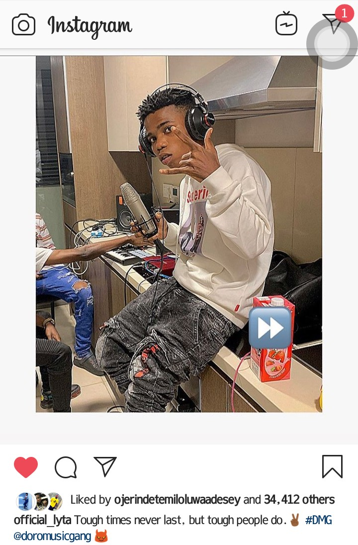 Update Lyta About to Drop New Jamz1