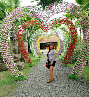 Love Tunnel Big Garden Corner