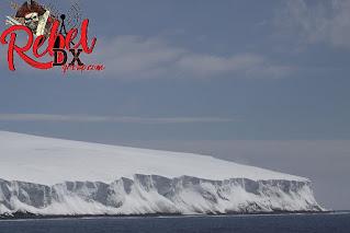 Bouvet island, Rebels DX Group