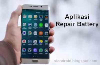 Aplikasi untuk mengeccek kesehatan baterai ponsel