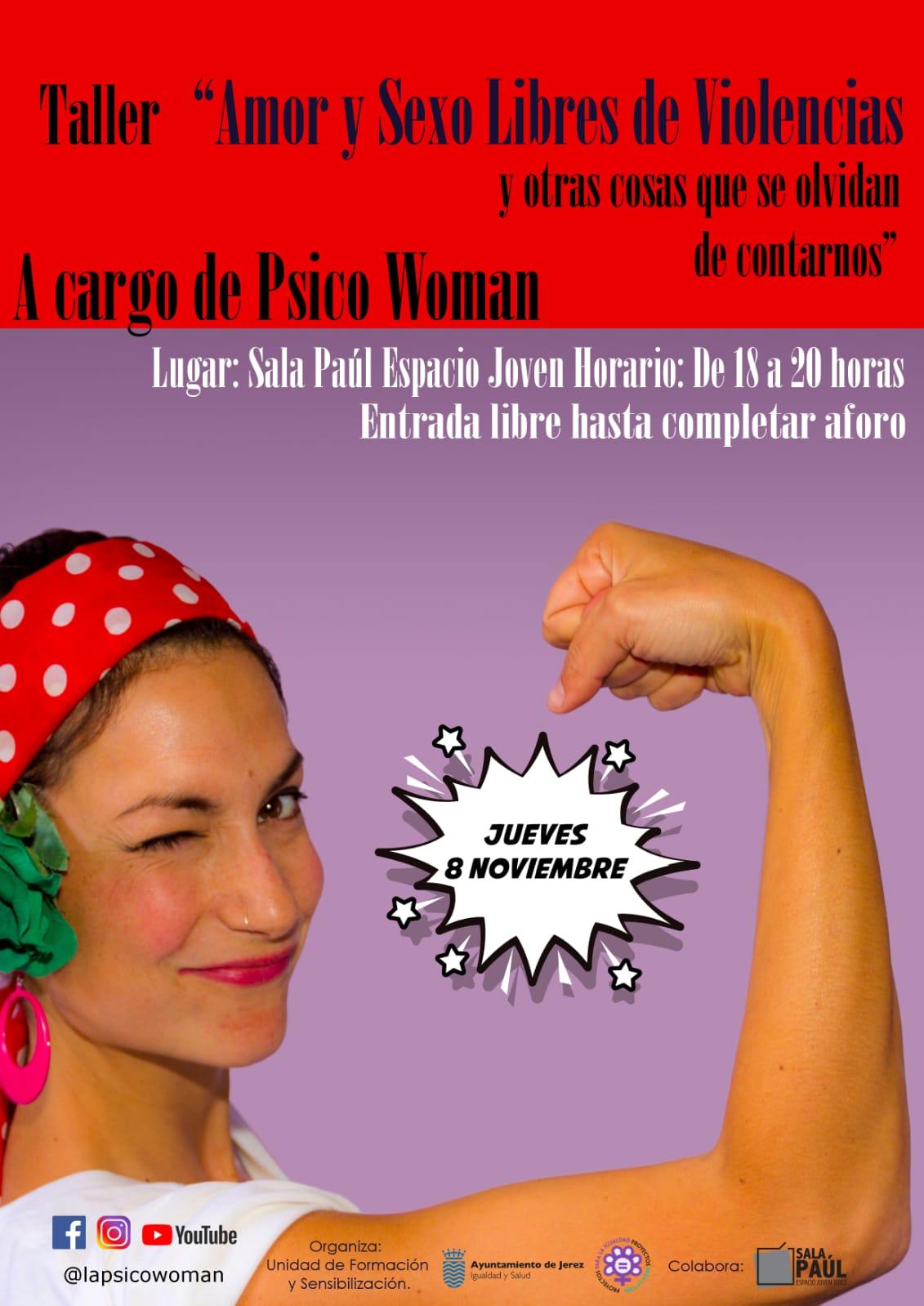 La Psico Woman