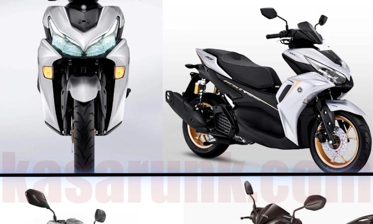 Aerox 155 Connected : Desainnya Honda Banget ?