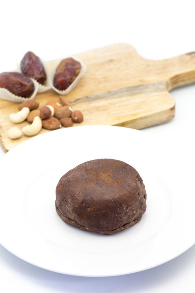 Raw Vegan Chocolate Molten Lava Cake