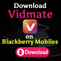 Vidmate for blackberry
