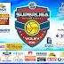 Etapa da Superliga do Vale de Volei Indoor em Curaça - BA, dias 19 e 20 de maio