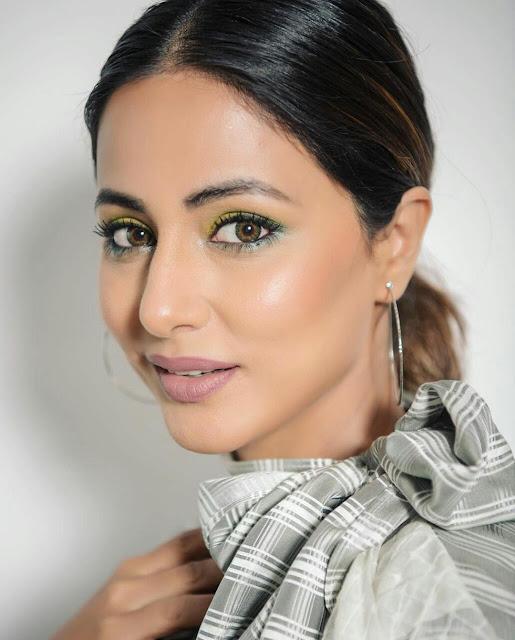 Hina Khan HD Wallpaper 2020